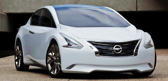 Automotive   Auto Concept   Car Picture   Wallpaper  2012 Nissan