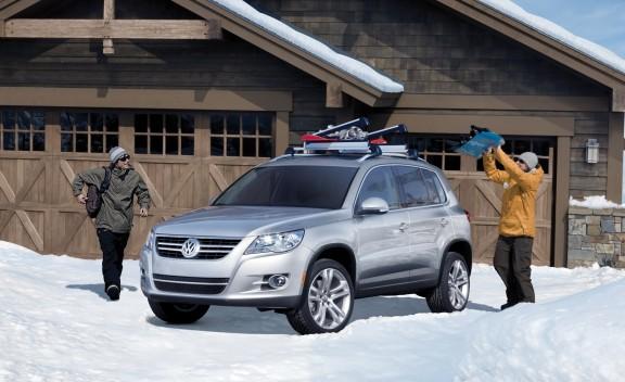 Volkswagen Tiguan 2012. 2012 Volkswagen Tiguan