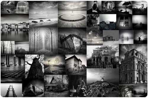 Fotos increíbles en blanco y negro (34 elementos)