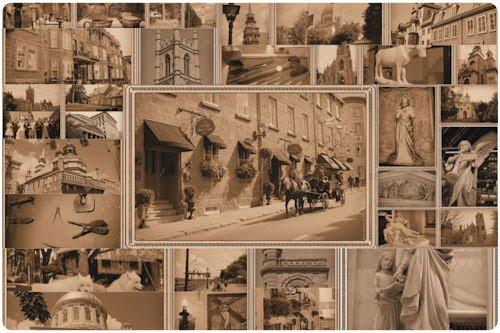 Increíble colección de fotografías en color sépia (33 imágenes)