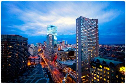 La ciudad de noche (fotografías preciosas)