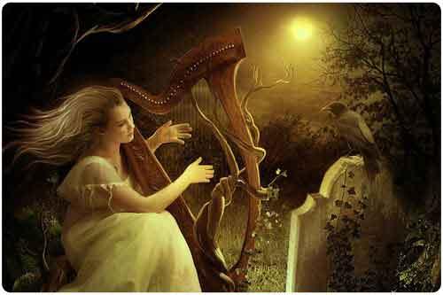 La magia, la fantasía y la ficción by Elena Dudina en DeviantArt