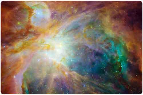 Imágenes del espacio (una mirada más allá de las estrellas)