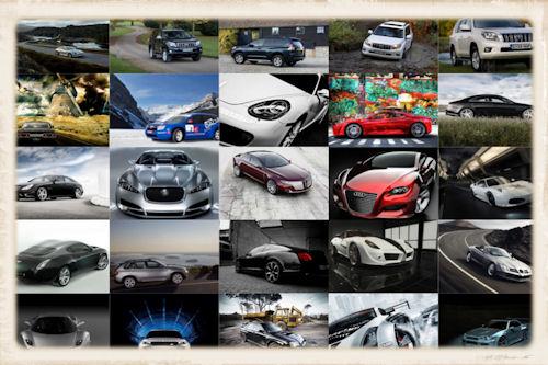 Los Autos (25 imágenes)