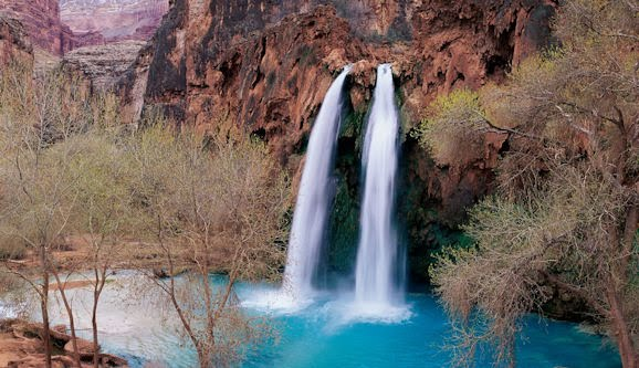 The most famous waterfalls of the world