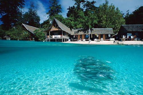 Playas paradisiacas parte XII (9 paisajes del mar)