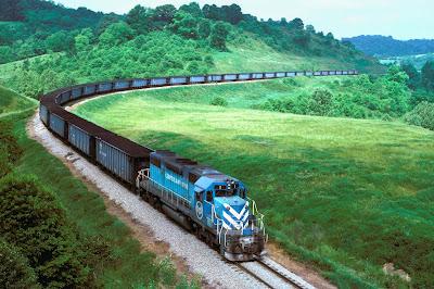 Trenes y locomotoras III (enormes caballos de hierro)