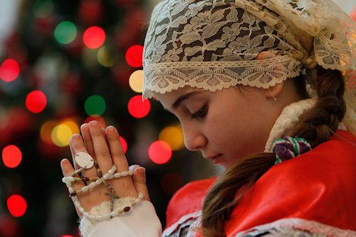 Así celebraron la Navidad 2010 por el Mundo (35 fotos) by The Big Picture