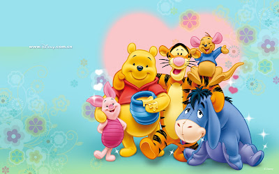 Wallpapers de Winnie Pooh by Disney