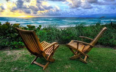 Paisajes Naturales - Nature Landscapes - Beach Chairs