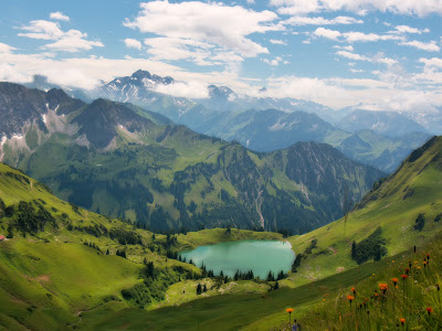 Paisajes Naturales - Nature Landscapes - Blake-in-the-alps