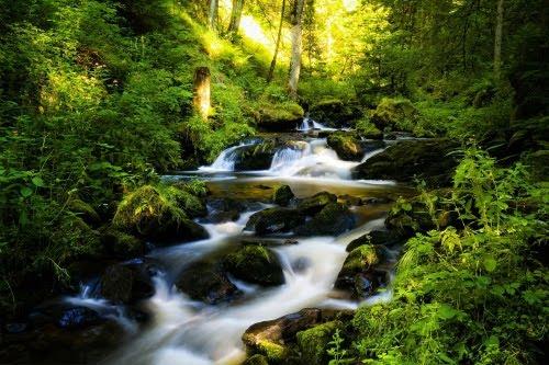 Las mejores imágenes de paisajes naturales XII (7 fotos)