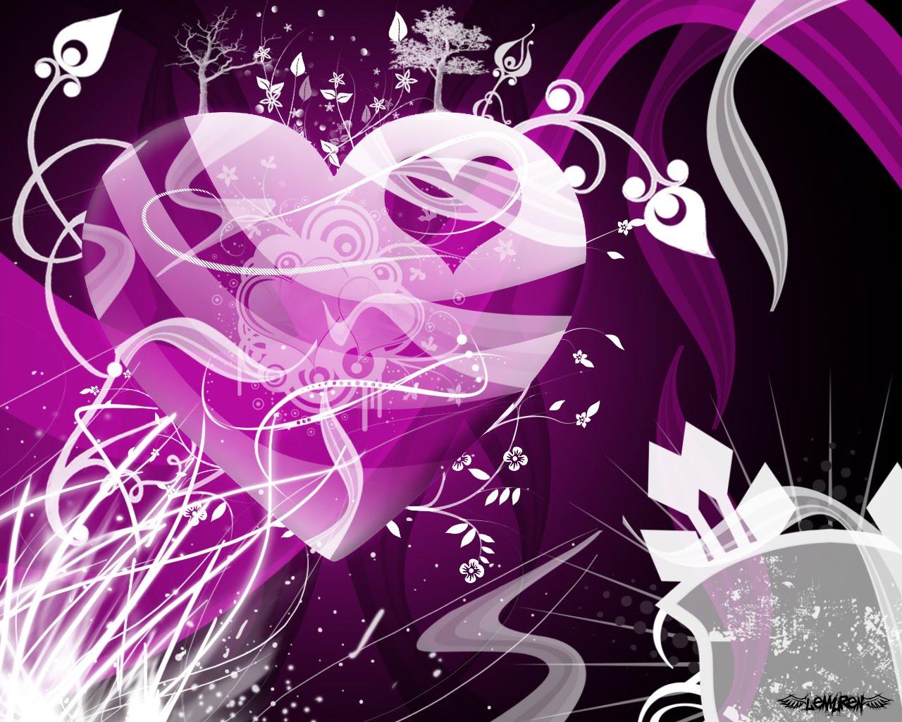 Banco de im genes im genes de amor viii corazones - Y k love wallpaper ...