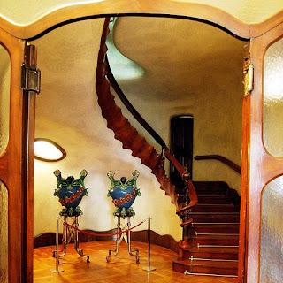 Casa Batlló Escalera C1 13768
