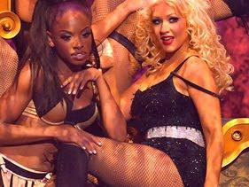 Christina Aguilera AMA 2011