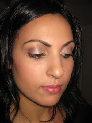 Indian Party Makeup. New party makeup- brighten up