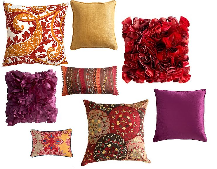 Tiffany's A-Musings: Day 24 -- Throw Pillows Really, Really Tickle