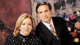 César y Claudia Castellanos.
