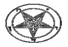Símbolo de Baphomet.