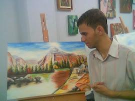 Artista Plástico  Paulo Sérgio Amaral