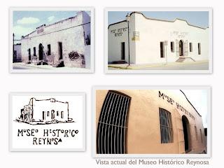 MUSEO HISTORICO REYNOSA