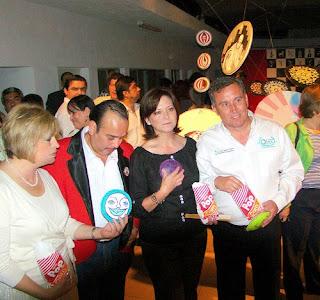 Exposición Circo Ancona en el IRCA