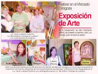Exposición Mercado Zaragoza