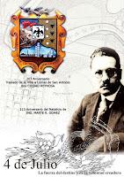 Conferencia del Maestro Alejandro Rosales Lugo