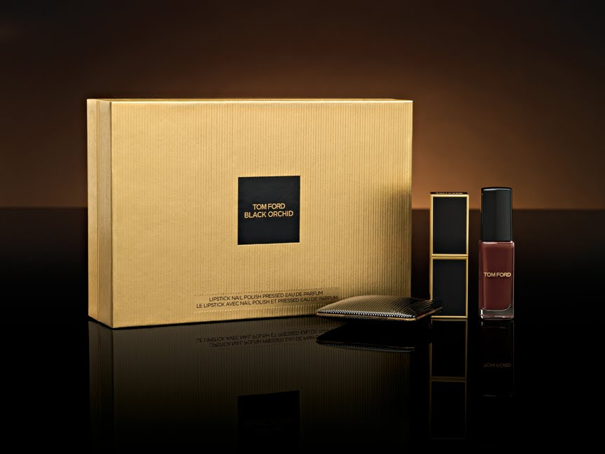 The Beauty Alchemist: Tom Ford Black Orchid Collection Set