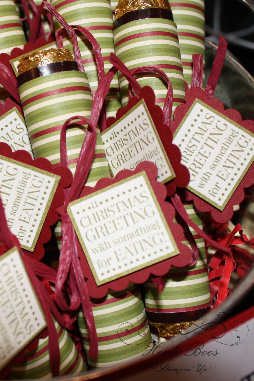 Christmas Bazaar Craft Ideas Part - 20: Stuck On Stampin