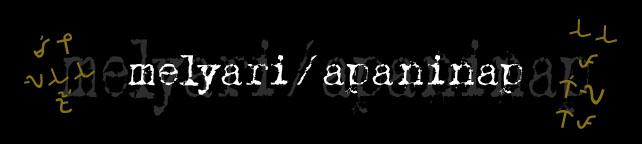 melyari/apaninap