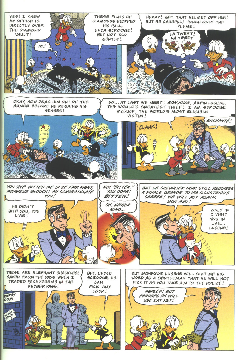 Uncle Scrooge (1953) Issue #314 #314 - English 27