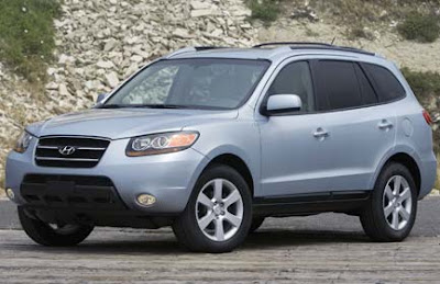 2010 Luxury SUV Santa Fe