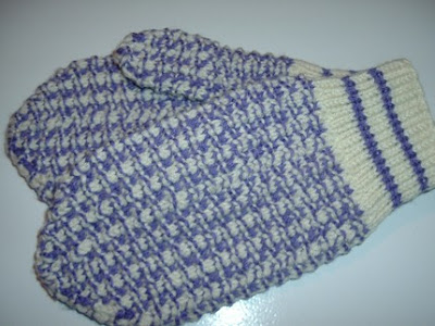 Newfoundland Trigger Mitts - Holli Yeoh - Patterns that work