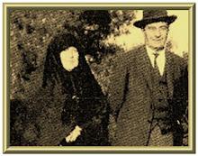 Necip Bey'in Evlatlarından Havva Hanım ve Eşi