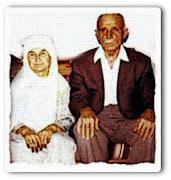 Kızı Huriye ve Damatlarından M. Ali Barut