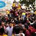 Cerimônia religiosa reúne milhares de filipinos católicos em Manila