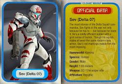 """Delta-07 """"Sev"""""""