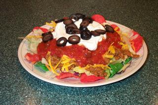 Robin's Taco Salad