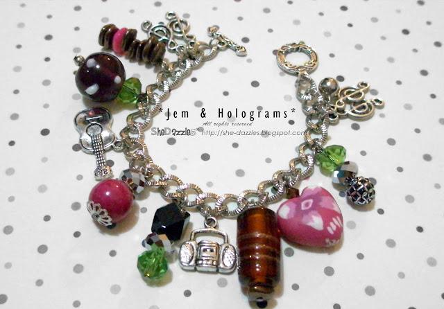 ar037-charm-bracelet-malaysia-pink-music