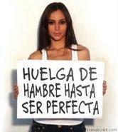 Huelga de hambre ♥! :]