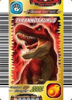 Cards de dino rey - Carte dinosaure king ...