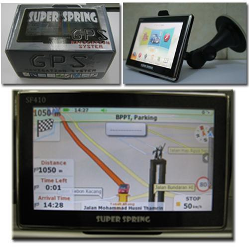 GPS CAR MULTI FUNGSI (GPS MAP, DVD,MP3,ALBUM FOTO, WINDOWS CE 6,DLL) HANYA RP.999RB