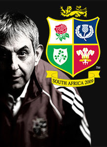 Ian McGeechan, coach of 2009 British Lions