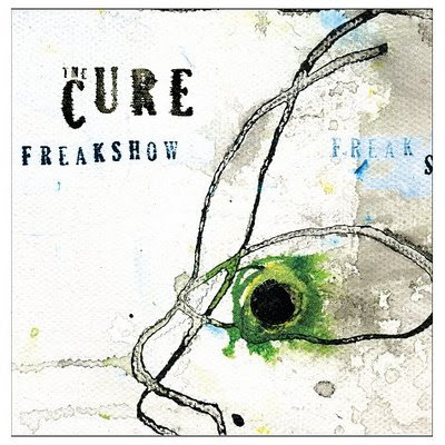 SPY IN THE CAB: The Cure - Freakshow (Single) (2008)
