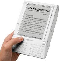 Kindle, e-reader de Amazon