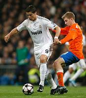 Real Madrid vs F.C. Zúrich