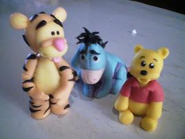 Tiger ,Igor ,Wienne Poo