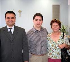 Visita à OAB/MS Campo Grande