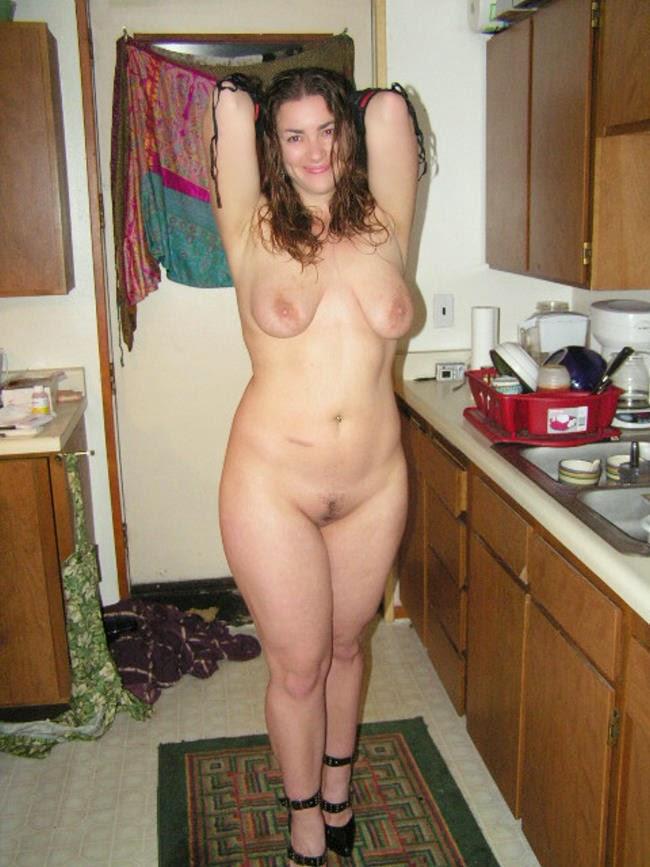 Голая Полная Жена Домашняя